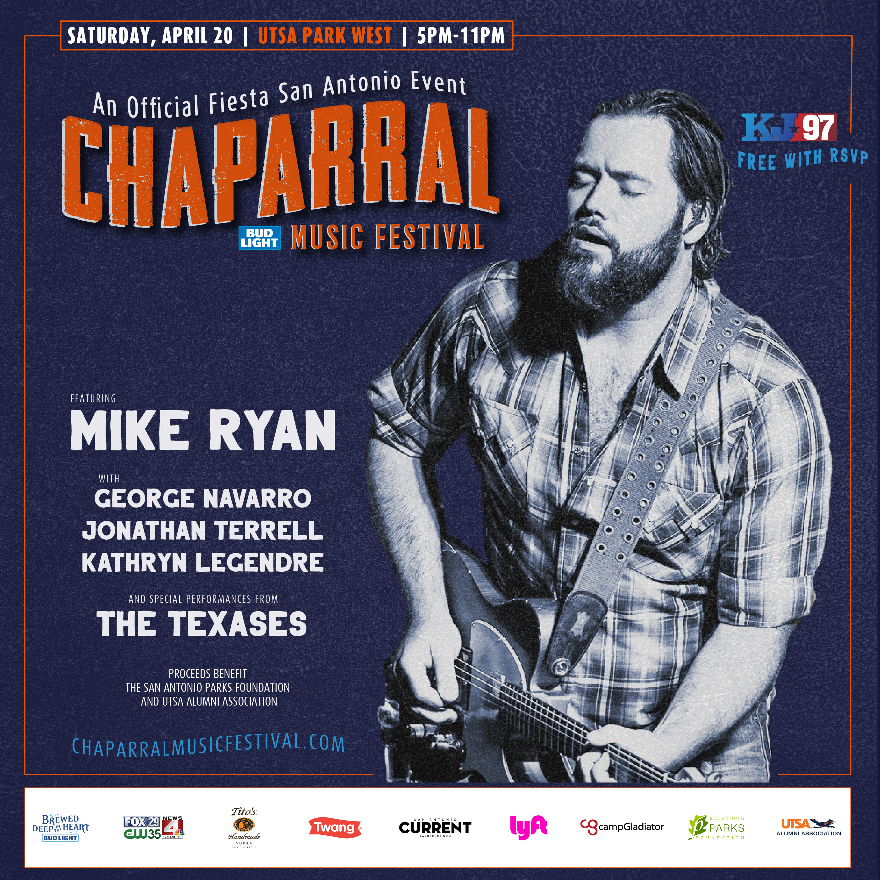 Chaparral Music Festival - San Antonio Parks Foundation